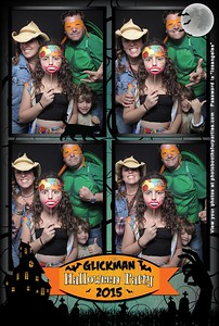 Glickman Halloween Party 2015