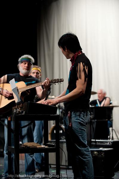 Rockfest 2010 - Instructional Units