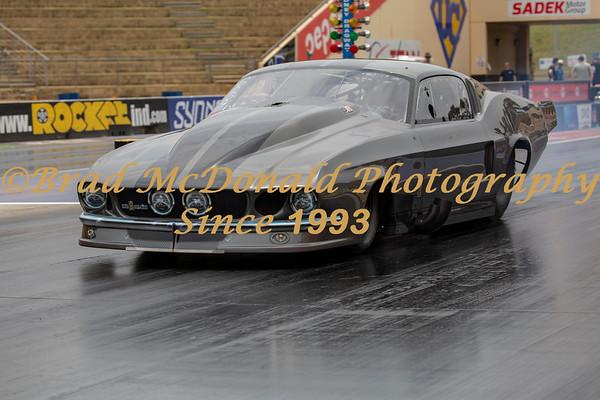 2019_12_06 CARL COX PRIVATE INVITATIONAL DRAG RACING TNT  DAY 1