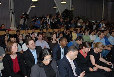 Senator John Edwards Visits Google