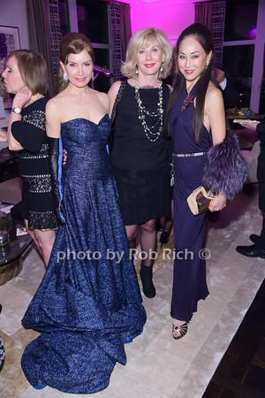 Jean Shafiroff, Paola Rosenshein, Lucia Hwong Gordon photo by Rob Rich/SocietyAllure.com © 2014 robwayne1@aol.com 516-676-3939