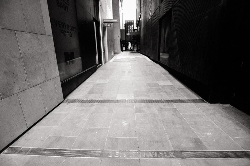 Benson Walk