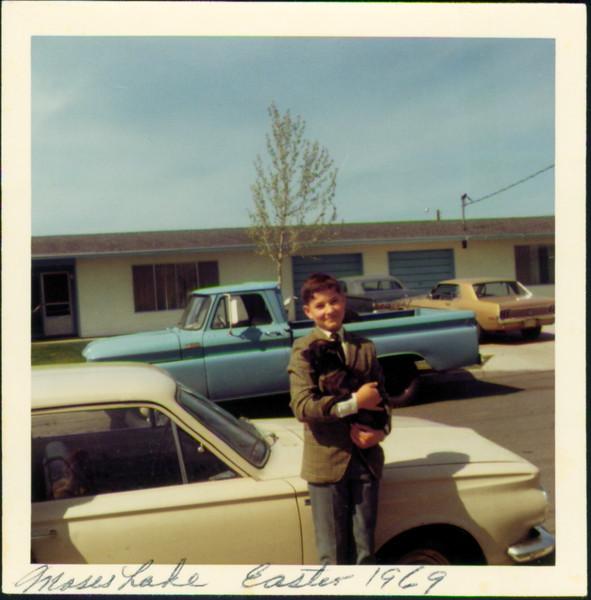 Jeff - Moses Lake - Easter 1969