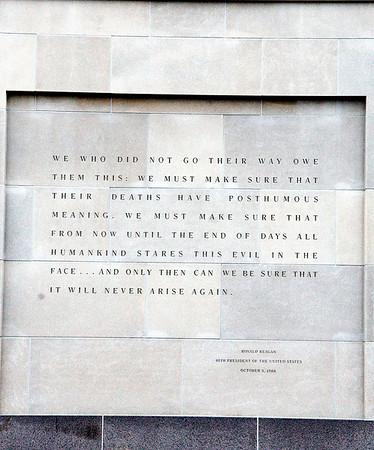 United States Holocaust Memorial Museum, Washington D.C. - June 2007