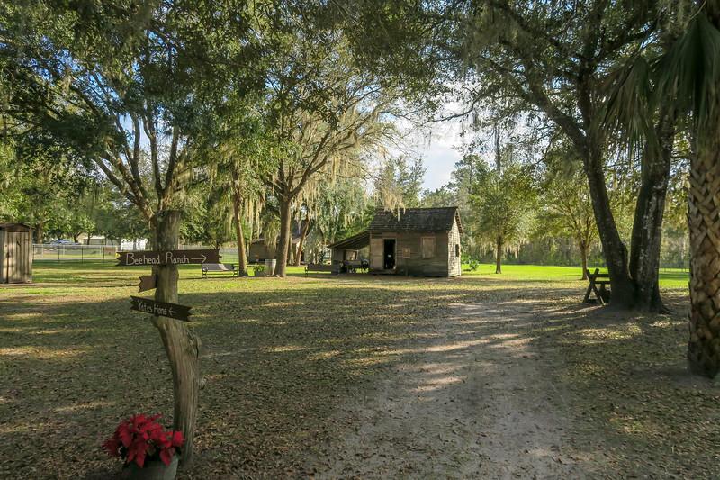 Fort Christmas Historical Park