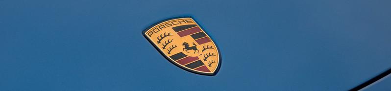 2017 Porsche Raffle car