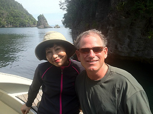 Scott and Amy Tan