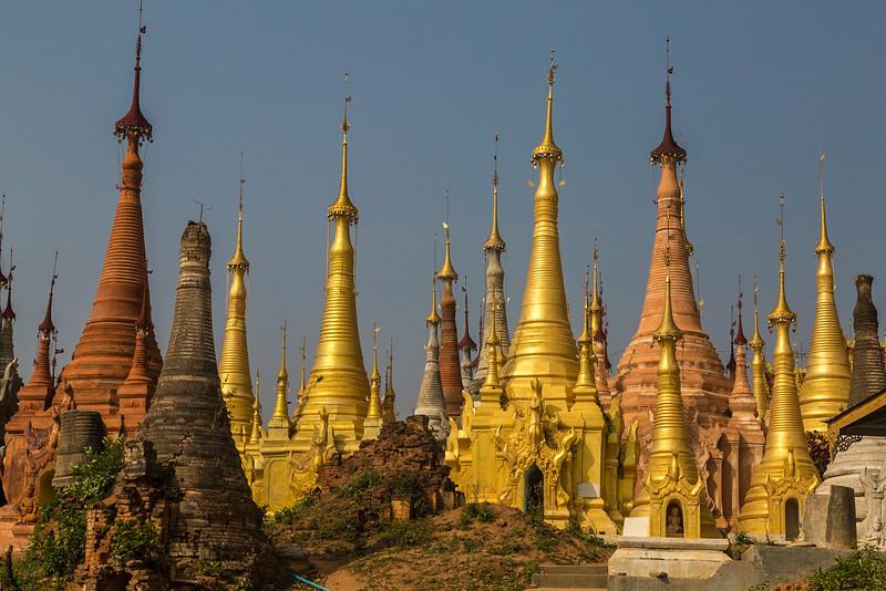 Pagoda and pagoda