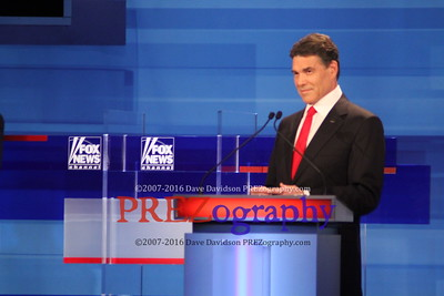 Rick Perry Sioux City Debate