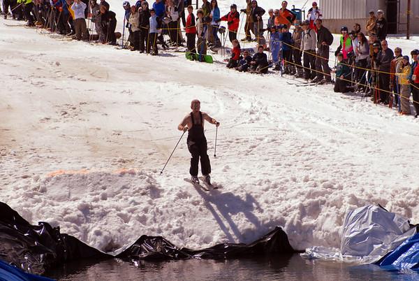 Jay Peak Pond Skimming Part Duex