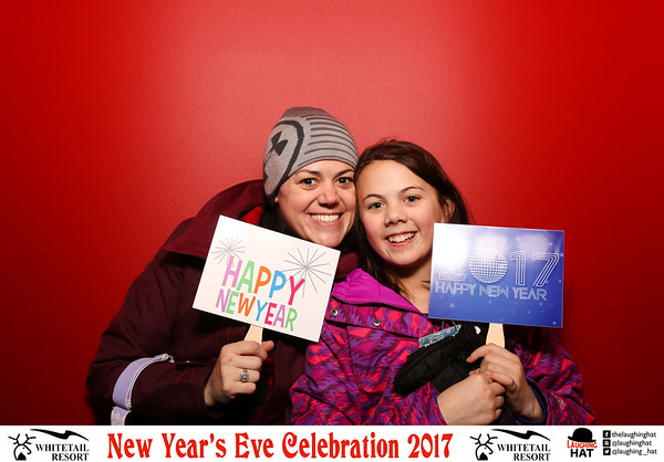 New Year's Eve at Whitetail Ski Resort