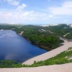 Genipabu's sand dunes, Nordeste, Brazil