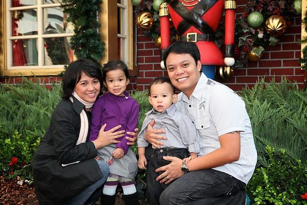 Joco and Glady's family