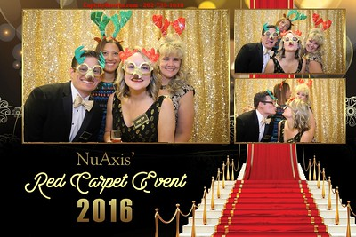 Nu Axis Holiday Party 2016