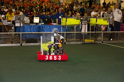 Friday Qualification Rounds