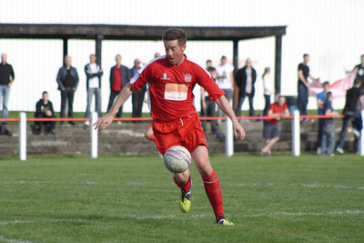 Johnstone Burgh 1 Shettleston 5, Stagecoach West of Scotland League Central District First Division, 5th October 2013