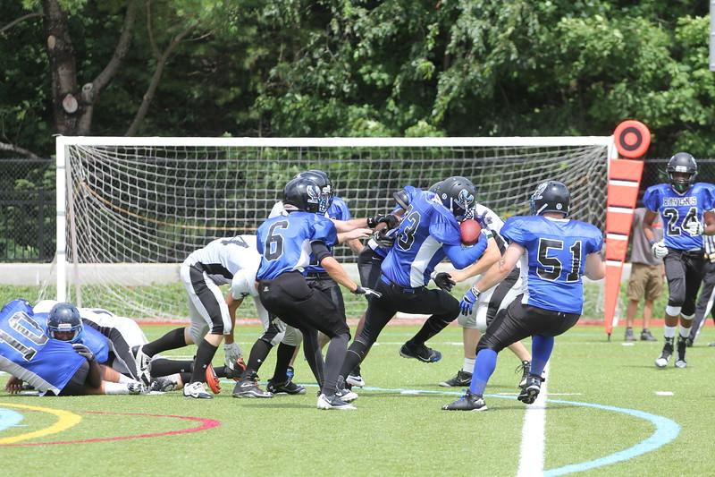 7-26 Ravens vs Marauders