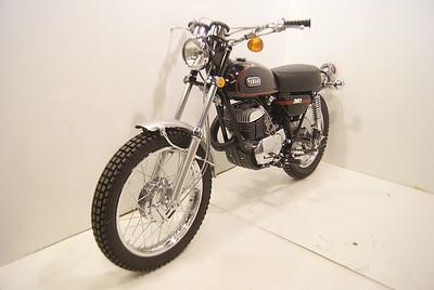 1971 Yamaha RT1 360