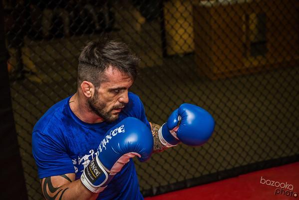 UFC Workout at Pereira MMA Academy