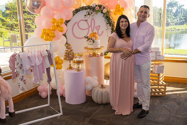 Lily & David Baby Shower
