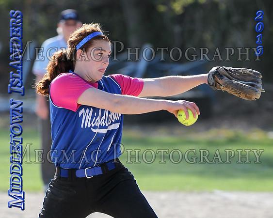 2013 Softball-Middletown