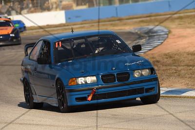 11 BMW BLUE