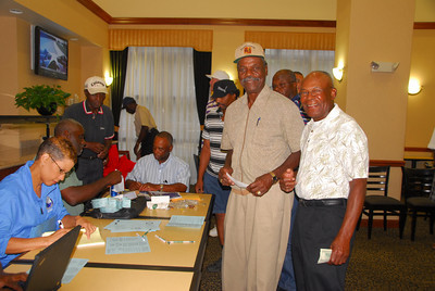 """""""46th Annual Open Tournament"""" Hospitality Room July 2, 2010"""