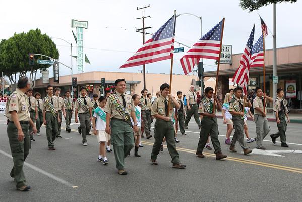 20141115 AFOB Parade