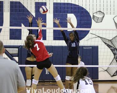 Volleyball: McLean vs. Stone Bridge - 9.29.10 (by Dan Sousa)