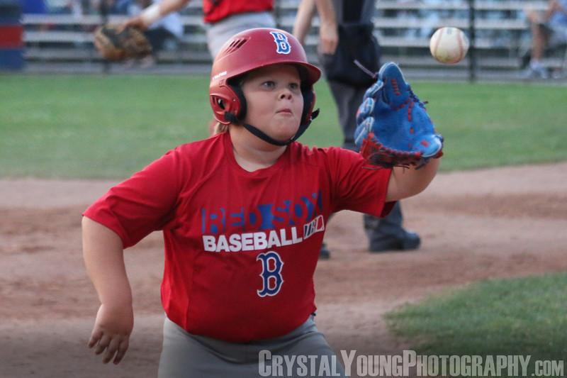 Brantford Red Sox vs. Guelph Royals July 13, 2018