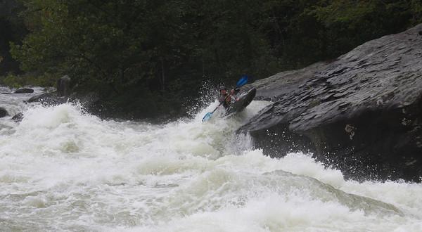 Upper Gauley High Water