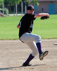 Kyle Pitching