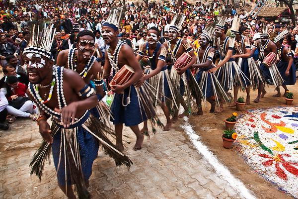 Tribal & Folk Dances of India