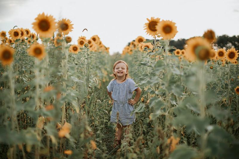 Mariah {Sunflowers}