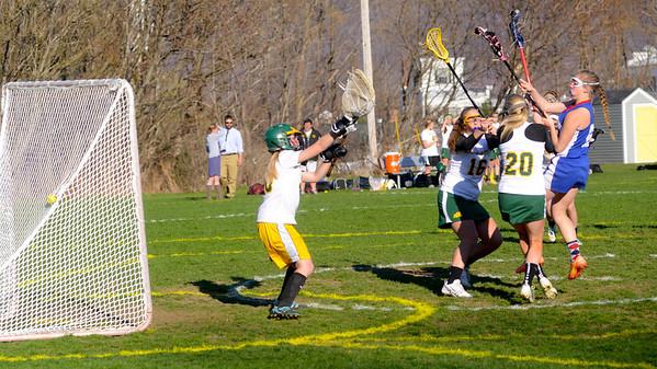 2013 BBA Girls Varsity Lacrosse vs MAU photos by Gary Baker
