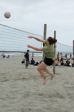 August 2006 Seaside Volleyball Tournament
