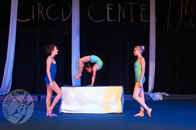 Circtopia at Circus Center 2015