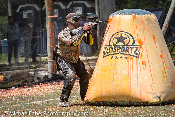 Paintball Zone 20180429, NXL Dallas Practice