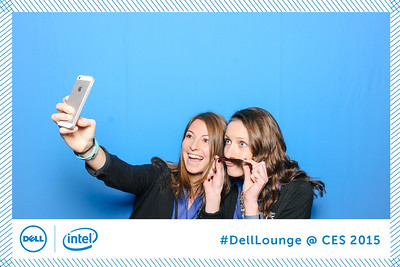 vegas dell lounge @ ces 2015 - day 1