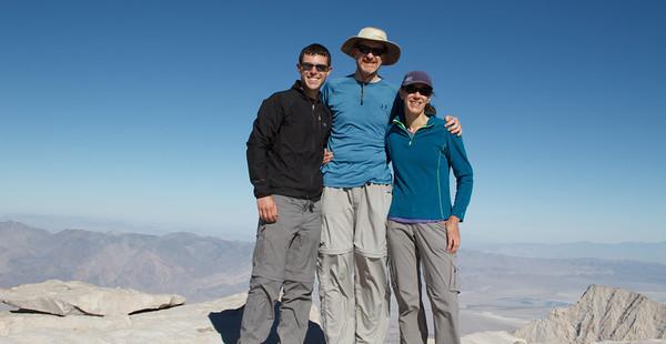 Mt Whitney 2012