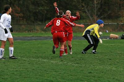 Girls Soccer District Final v. Lake Ridge Academy