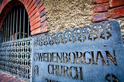 Swedenborgian Church San Francisco