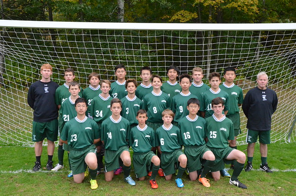Thirds Soccer 2016