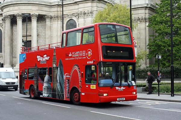 City Tours, London