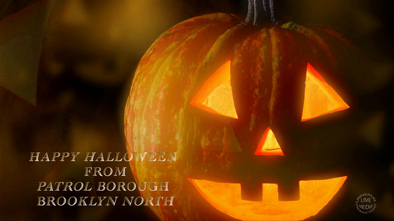 BROOKLYN NORTH CELEBRATE'S HALLOWEEN