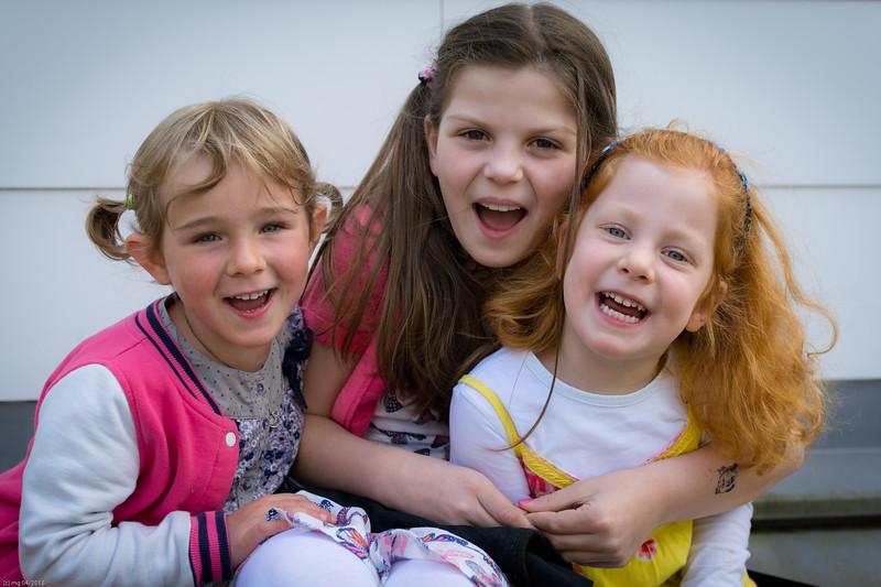 Drei Mädel's / Three Girls