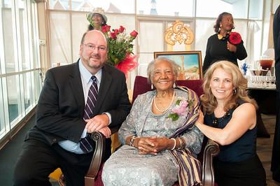 Ms Sara B Stevenson 90th Birthday Celebration @ JCSU 10-25-15 by Jon Strayhorn