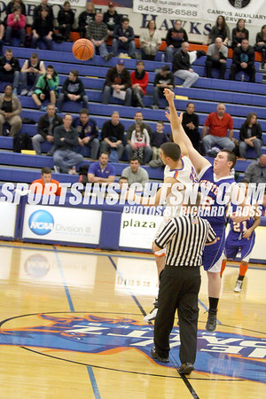 S.S. Seward vs. Chester Section IX Class C Boys Championships