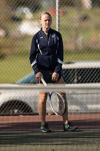 2014 PHS Girls Tennis vs North Harrison