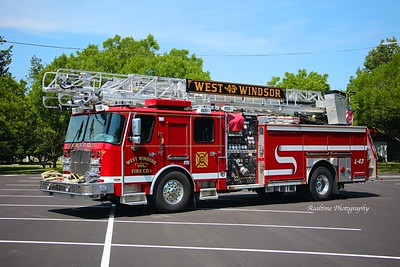 Apparatus Shoot - West Windsor #1 - 07/19/2020